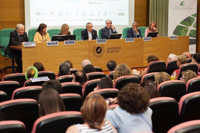 Clausura de los Cursos de Verano en Málaga de la UMA