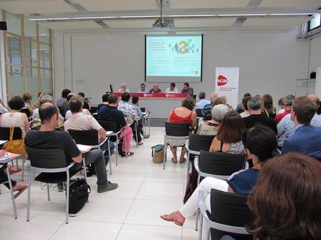 Jornada de entidades sobre el rol del tercer sector