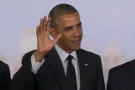 Obama se verá con Pedro Sánchez el lunes 11 en los Teatros del Canal