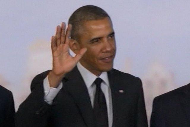 Obama se reunirá con Sánchez, Iglesias y Rivera