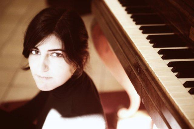La pianista Paula Ríos