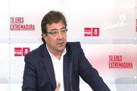 """Vara apoya que el PSOE diga 'no' a Rajoy y le avisa que sólo acudirá a """"resolver problemas"""" si se muestra """"activo"""""""