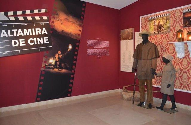 Muetra AlTamira de cine