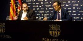 El FC Barcelona celebra el cierre del caso Neymar