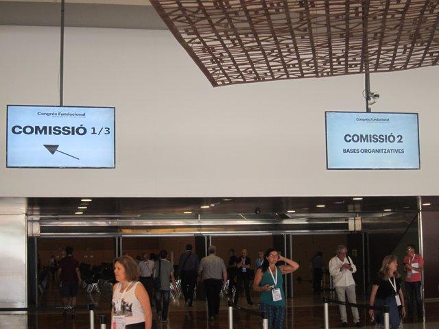Segunda jornada del congreso de la nueva CDC
