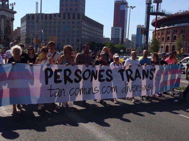 Desfile Pride Barcelona