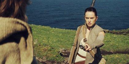 Star Wars 8: Nuevas fotos de los protagonistas desde el set de rodaje
