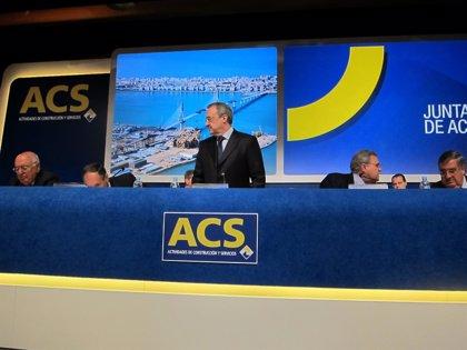 ACS se adjudica la construcción de un gasoducto en Arabia Saudí por 90,5 millones de euros