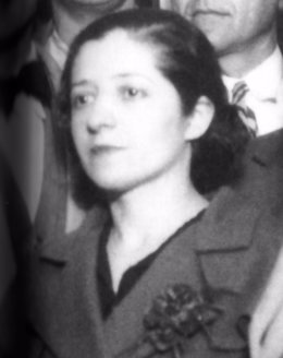 Magda Portal, poeta, narradora y activista política de Perú