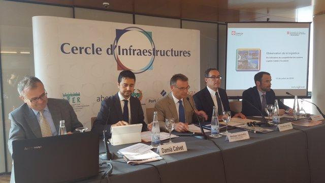 De Los Indicadores de Competitividad del Sistema Logístico Catalán 2015