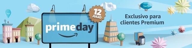 Amazon celebra este martes su Prime Day 2016