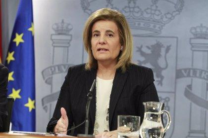 Báñez dice que cuanto antes haya Gobierno, más rápidamente se podrá crear empleo
