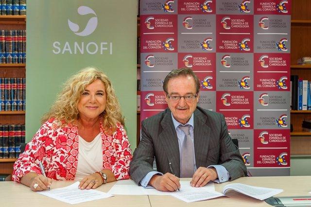 Acuerdo de FEC y Sanofi
