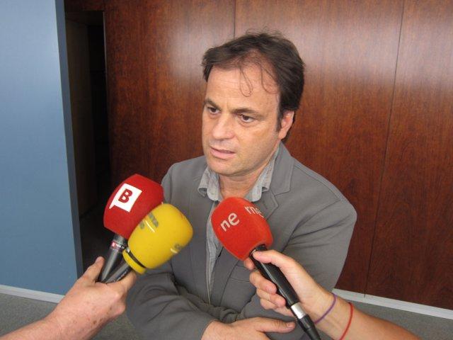 El teniente de alcalde, Jaume Asens
