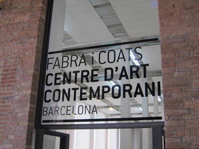 Fabra i Coats Centre d'Art Contemporani