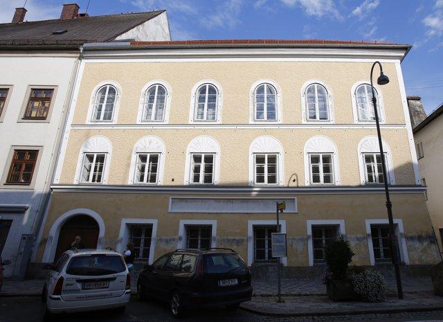 La casa en la que nació Adolf Hitler