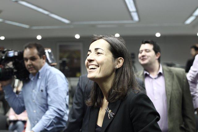 María Seguí (DGT) y Miquel Nadal (RACC)