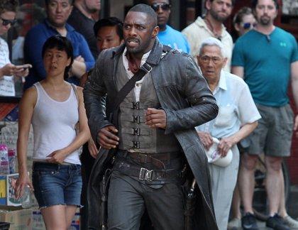 La Torre Oscura: Idris Elba contra Jackie Earle Haley en las nuevas imágenes del rodaje