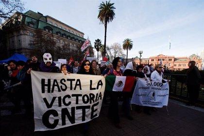 El Gobierno mexicano y la CNTE acuerdan los puntos de negociación sin la reforma educativa