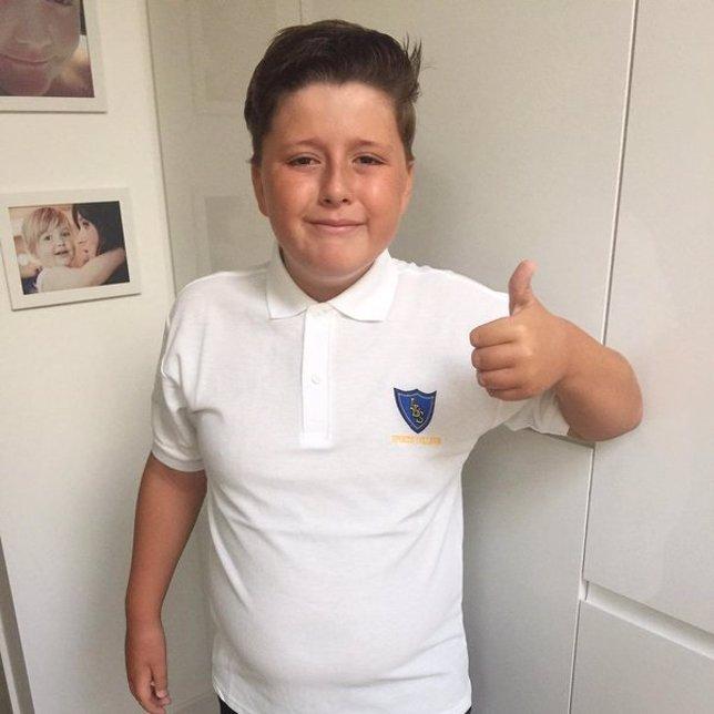 Este niño autista recibió una emotiva carta de su colegio