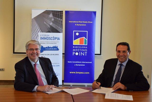 El czfb refuerza su alianza con los agentes inmobiliarios - Agente inmobiliario barcelona ...