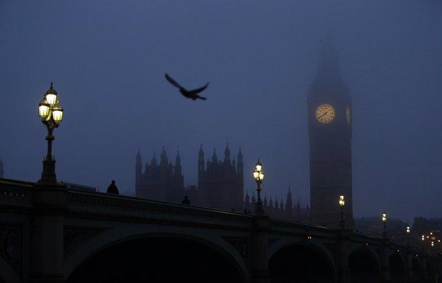 Torre del Big Ben Gran Betraña Londres