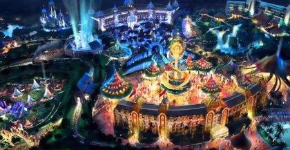 Cirque du Soleil abrirá su primer parque temático mundial en México