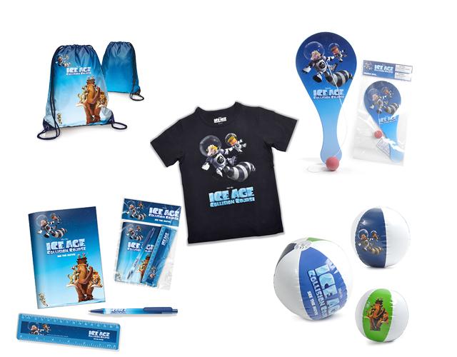 Pack regalo Ice Age: el gran cataclismo