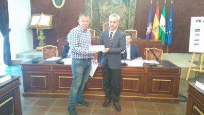 Diputación entrega el II Premio Maslama a la empresa Rahi Instalaciones Eléctricas