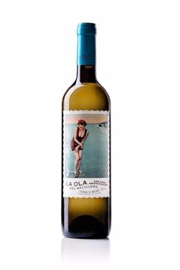 Nace La Ola del Melillero, vino blanco de la bodega malagueña Victoria Ordóñez