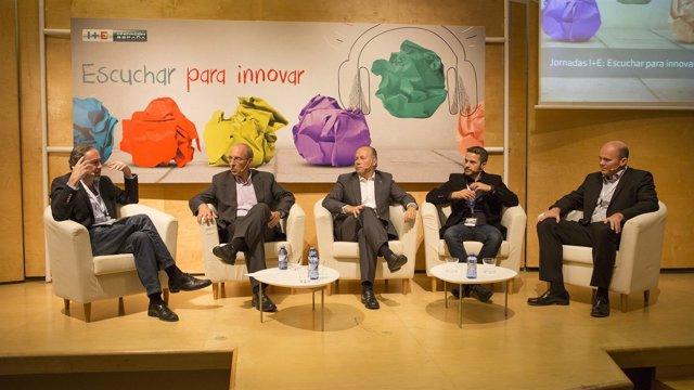 Jornada 'Escuchar para innovar' de la Fundación I+E
