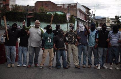 Más de cien detenidos por un operativo policial contra la extorsión en Guatemala