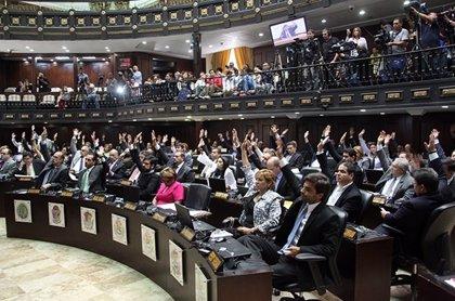 El Parlamento de Venezuela anula el nombramiento de trece miembros titulares del TSJ