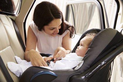8 consejos de la DGT para viajar seguro con niños