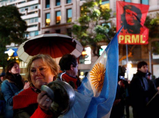Protestas contra el 'tarifazo'