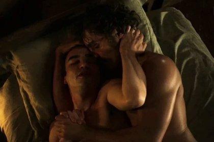 Momento histórico: Se emite la primera escena de sexo gay en abierto de la historia de Brasil