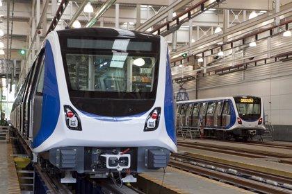 CAF suministrará 18 trenes de gran capacidad para el metro de Quito por 164 millones de euros