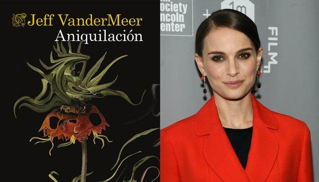 Natalie Portman en Aniquilación