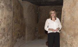 "Susana Díaz: la Unesco vuelve a reconocer a Andalucía ""como tierra de cultura"""