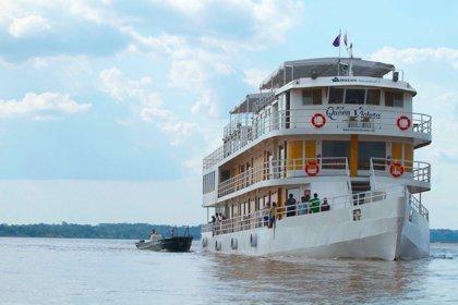 Un grupo de 'piratas de río' atacan un crucero de lujo en el Amazonas