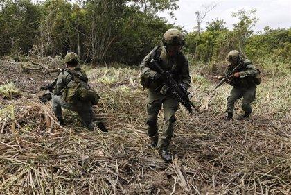 Un policía muerto y otro herido por un ataque del ELN en Cesar