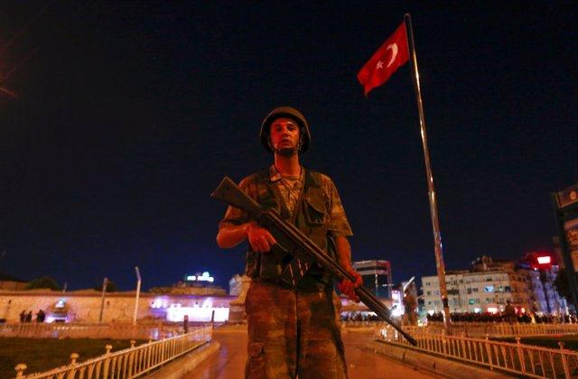 Golpe de estado en Turquía