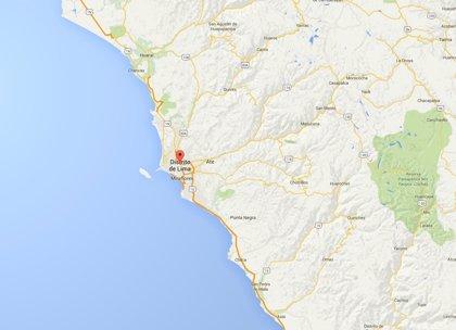Registrado un sismo de 5,3 grados en Lima, Perú