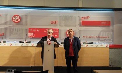 Toxo y Álvarez instan a los partidos políticos a aprobar en las Cortes las propuestas sindicales