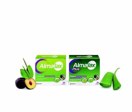 Almirall lanza 'Almalax' y 'Almalax Plus' para el tránsito intestinal