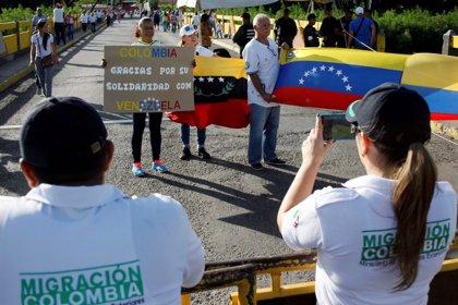 Caracas y Bogotá acuerdan no abrir el fin de semana la frontera para evaluar una reapertura fija