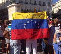 Difícil situación de los venezolanos en España