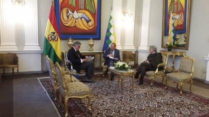 Bolivia entrega una nota de protesta al cónsul chileno por faltas en el puerto de Arica