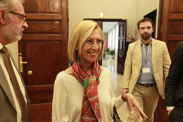 Rosa Díez en el Congreso