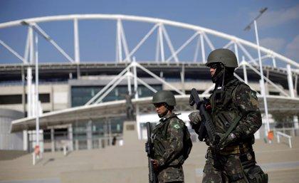 La Fuerza Aérea Brasileña presenta el plan de control para los Juegos Olímpicos